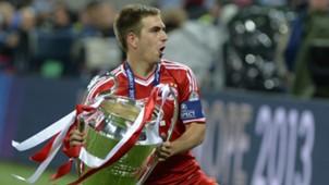 Philipp Lahm Bayern München Champions League 05.25.2013
