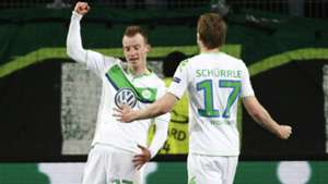 Maximilian Arnold VfL Wolfsburg Real Madrid Champions League 06042016