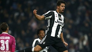 Sami Khedira Juventus Serie A 19112016