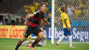 *GERMAN EDITION ONLY* Miroslav Klose Brazil Germany 08072014
