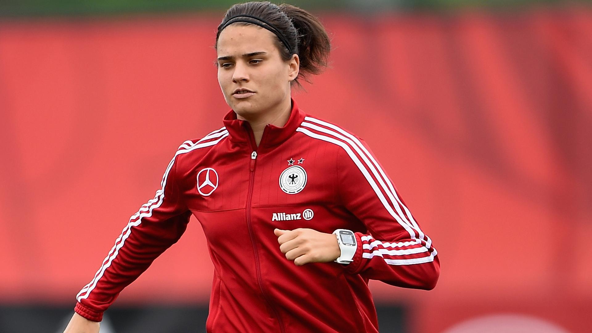 Dzsenifer Marozsan Germany Women World Cup 06272015