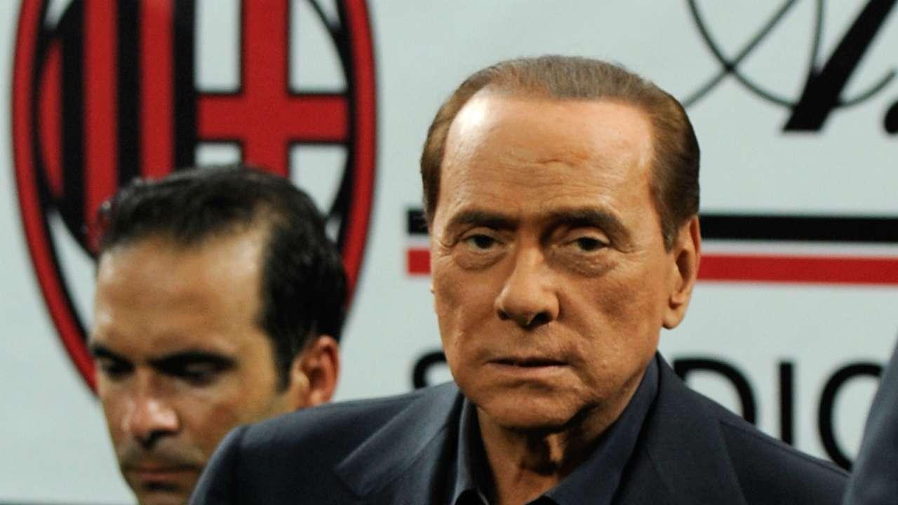 Silvio Berlusconi AC Milan 21082011