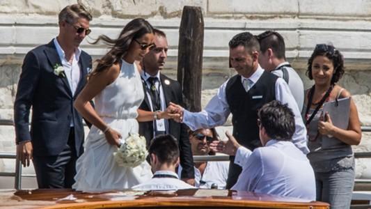 Bastian Schweinsteiger Ana Ivanovic Hochzeit 07122016
