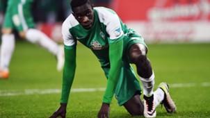Sambou Yatabare Werder Bremen Bundesliga 04222016