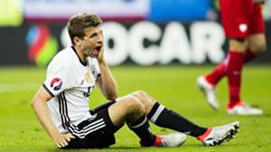 ONLY GERMANY Thomas Müller Germany European Championship 16062016