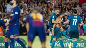 Cristiano Ronaldo Real Madrid 13082017