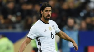 Sami Khedira Germany 11.13.2015