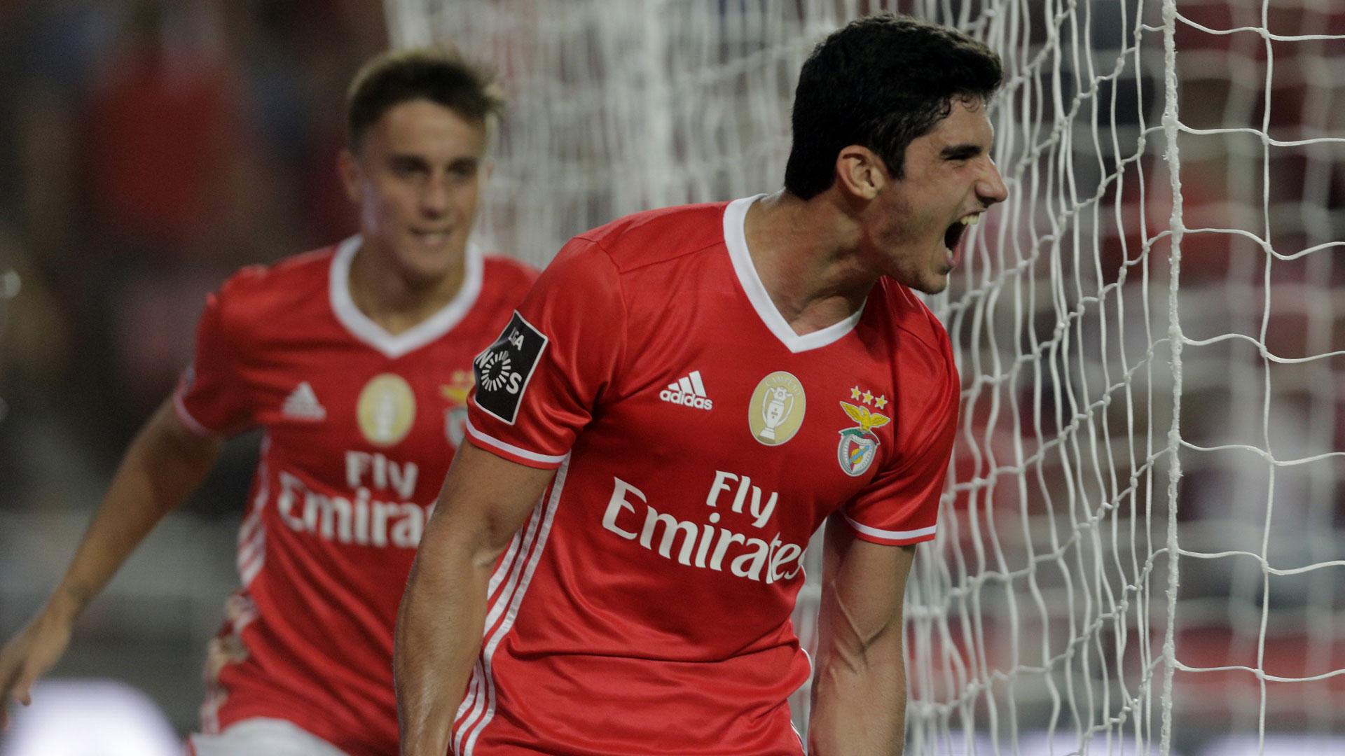 Goncalo Guedes Benfica Primeira Liga 28102016