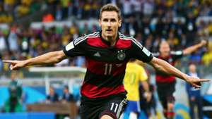 Miroslav Klose Germany Brazil World Cup 08072014