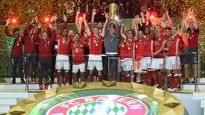Bayern München DFB-Pokal 21052016