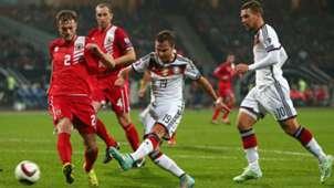 Mario Gotze Germany Gibraltar European Qualifiers 14112014