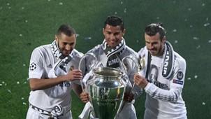 Benzema, Bale, Ronaldo 05292016