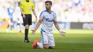 Matija Nastasic TSG 1899 Hoffenheim FC Schalke 04 Bundesliga 25092016
