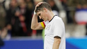 Bastian Schweinsteiger Germany Deutschland Friendly against France 13112015