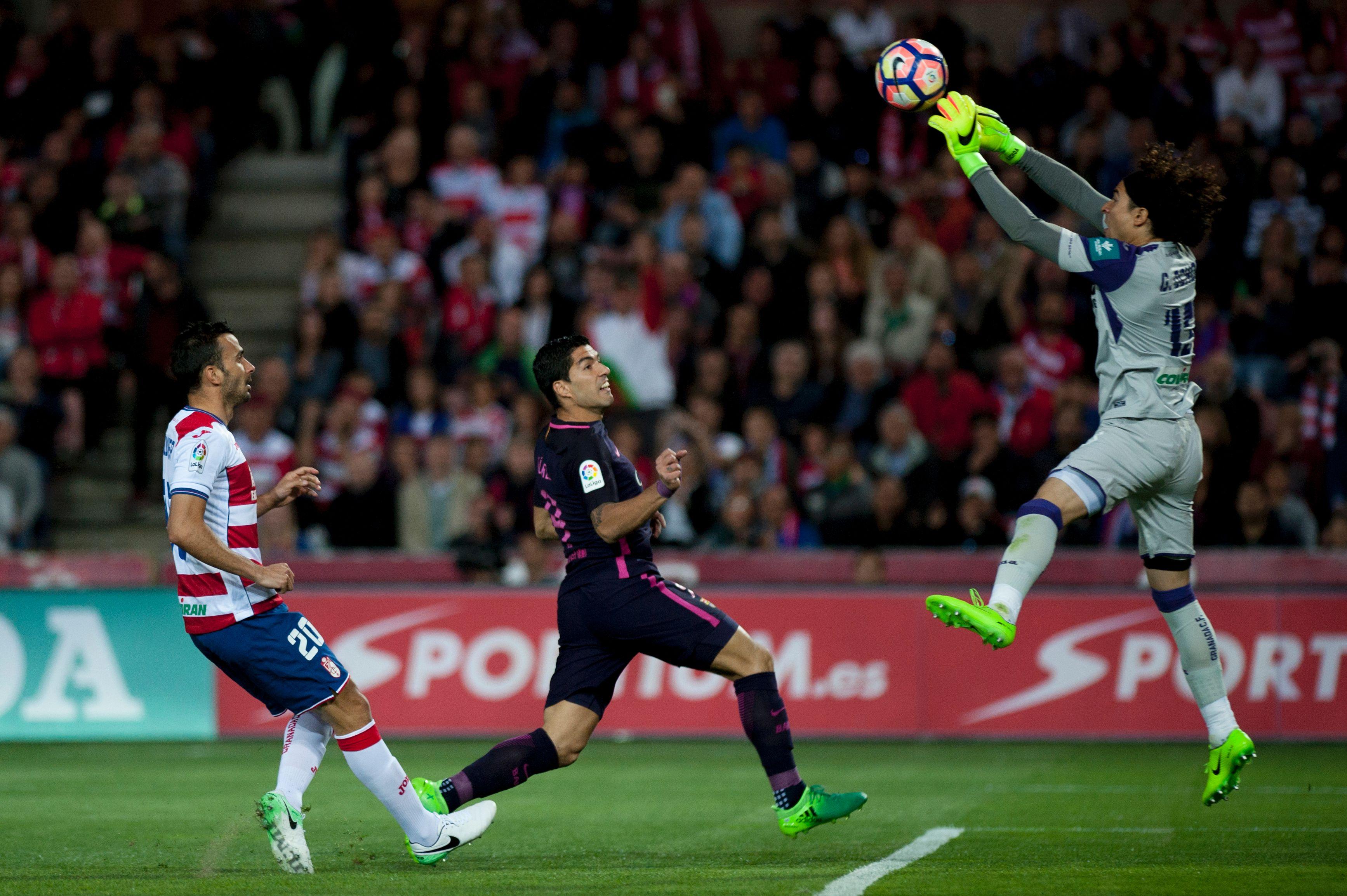 Suarez Ochoa Granada Barcelona 02042017