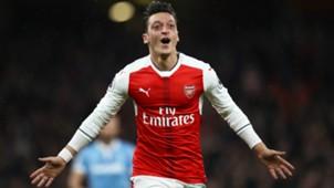 Mesut Özil Arsenal 10122016