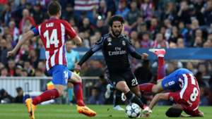 Isco Real Madrid Atletico Champions League 051017