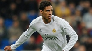 Raphael Varane Real Madrid 31012016
