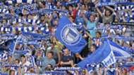 Hertha BSC Berlin Fans Bundesliga 2013