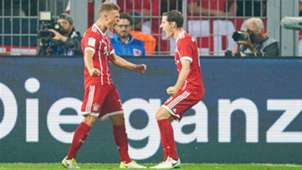 ONLY GERMANY Joshua Kimmich Sebastian Rudy Bayern Munchen