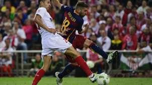 Jordi Alba FC Barcelona Copa del Rey 22052016