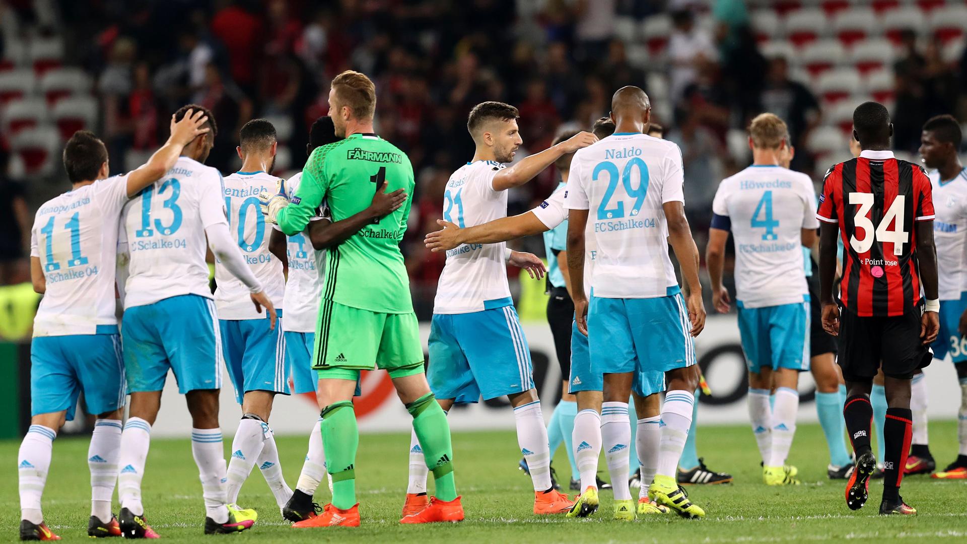 FC Schalke 04 15092016