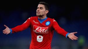 Jorginho SSC Neapel Napoli Serie A 03022016