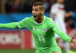 Islam Slimani Germany Algeria World Cup 06302014