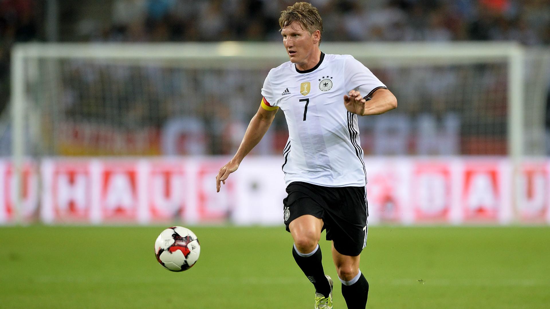 Bastian Schweinsteiger Germany Finland International Friendly 31082016