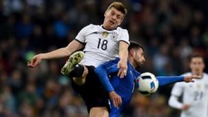 Toni Kroos Deutschland Germany DFB Italien Italy Friendly 29032016