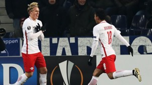 RB Salzburg Schalke 04 Europa League 08122016