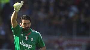 Gianluigi Buffon Juventus Turin FC Torino Serie A TIM 03202016