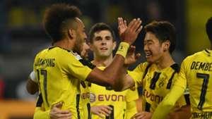 Borussia Dortmund Aubameyang Kagawa