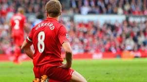 Steven Gerrard Liverpool Chelsea Slip