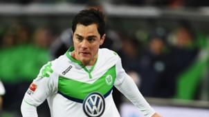 Marcel Schäfer VfL Woflsburg Hamburger SV - Bundesliga 12.12.2015