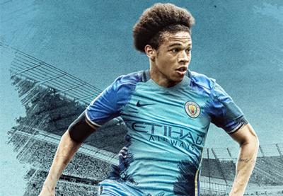 GFX Leroy Sane Manchester City