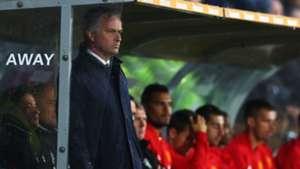 Jose Mourinho Manchester United Hull City Premier League 08272016