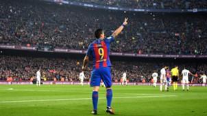 Luis Suarez Barcelona Real Madrid Clasico 03122016