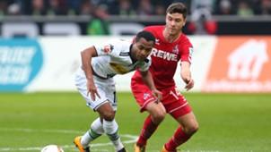 Raffael Borussia Monchengladbach 1. FC Koln Bundesliga 02202016