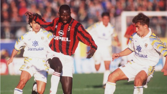 George Weah AC Mailand
