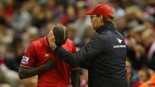 Mamadou Sakho FC Liverpool France 11082015