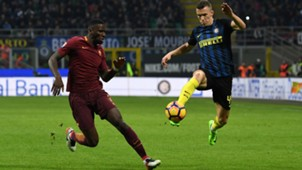 Antonio-Rüdiger-Ivan-Perisic Inter Milan AS Roma 26022017