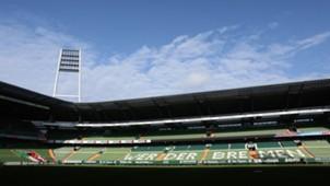 Weserstadion Übersicht Werder Bremen 23102016