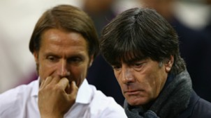 THOMAS SCHNEIDER JOACHIM LOW GERMANY 08102015