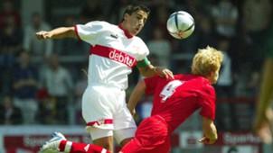 Sami Khedira VfB Stuttgart Under 17 04072004