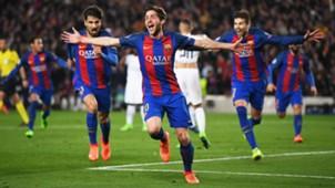 Sergi Roberto Barcelona PSG Champions League 08032017