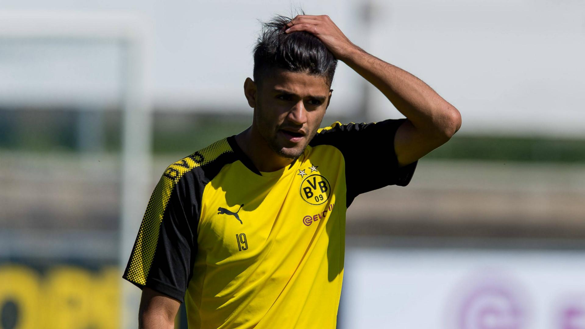 Entwarnung bei Dahoud: Jungprofi ist zurück im BVB-Training