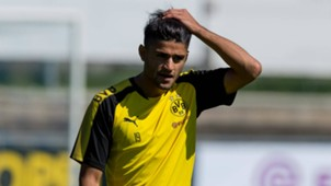 ONLY GERMANY Mahmoud Dahoud Borussia Dortmund
