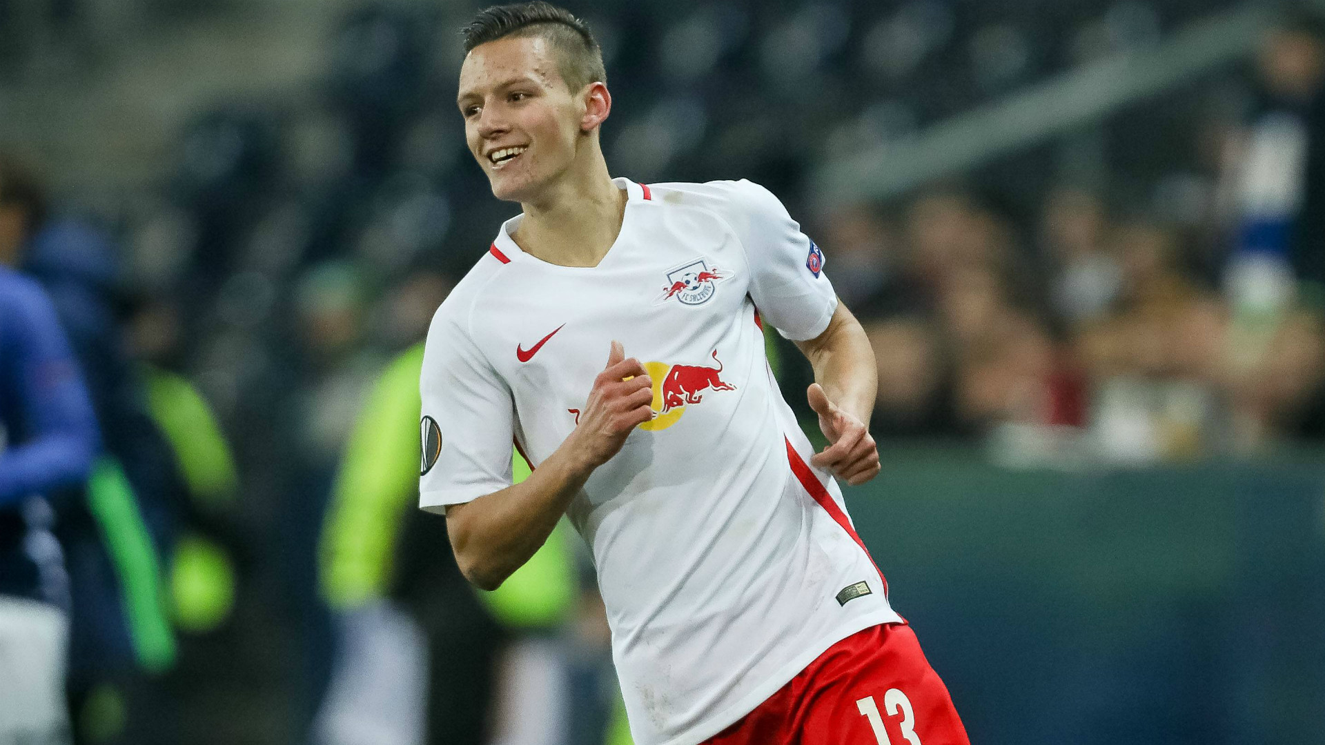 ONLY GERMANY Hannes Wolf RB Salzburg 08122016