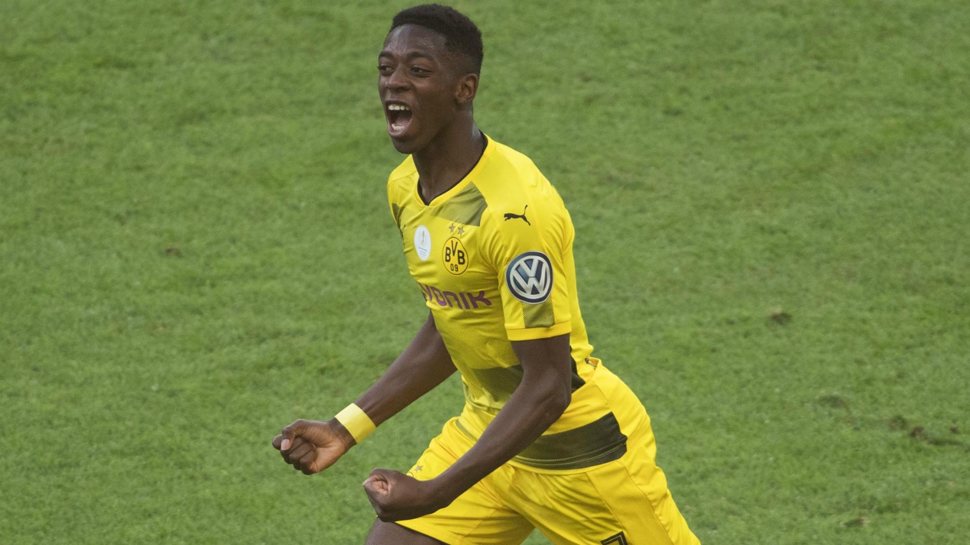 Ousmane Dembele Borussia Dortmund 27052017